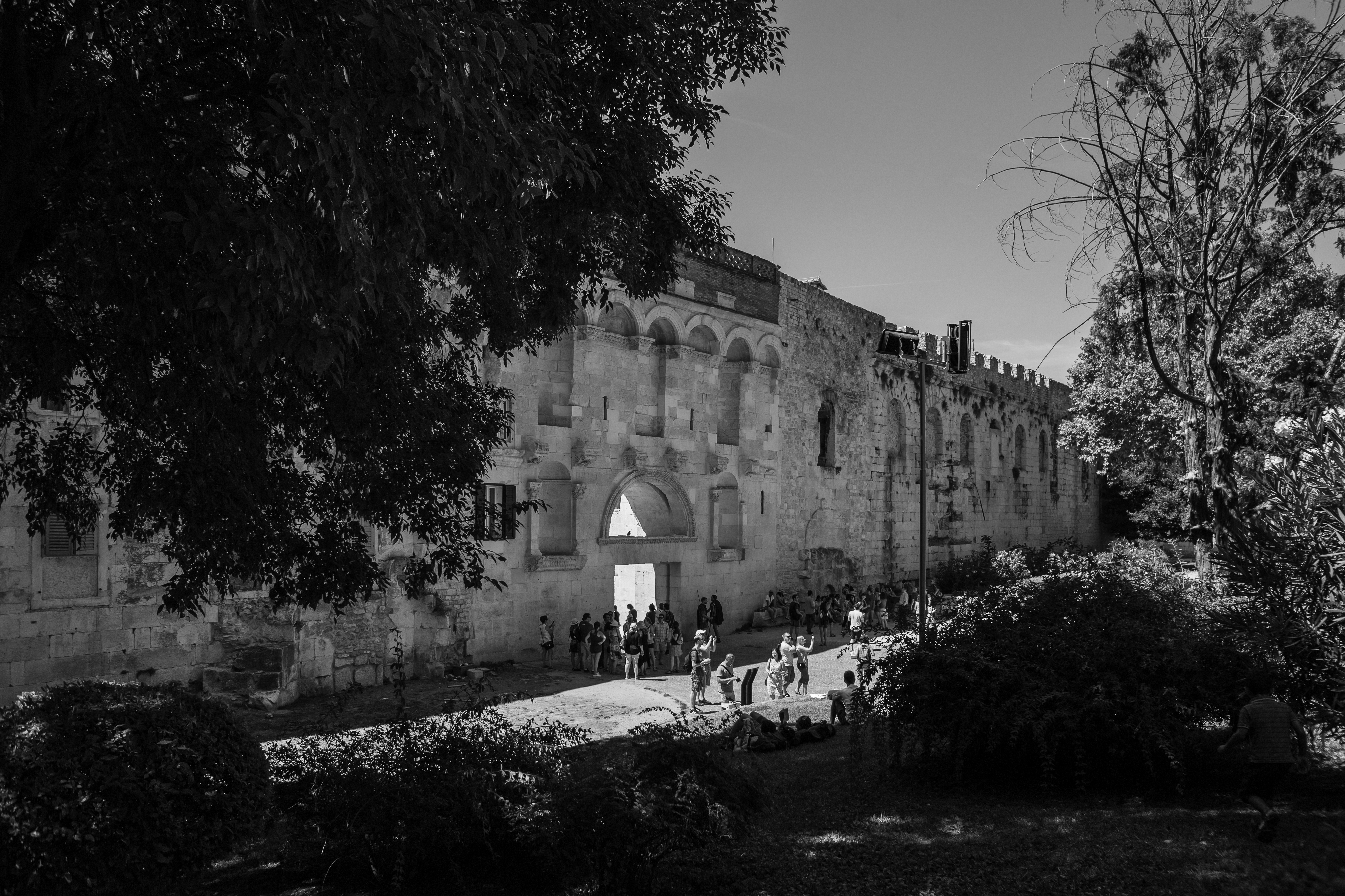 The Launch Of Robert Adam And Diocletian S Palace In Split 07 11